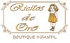 Logo Ricitos de Oro Moda Infantil